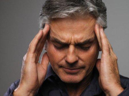 Боли в висках: причины