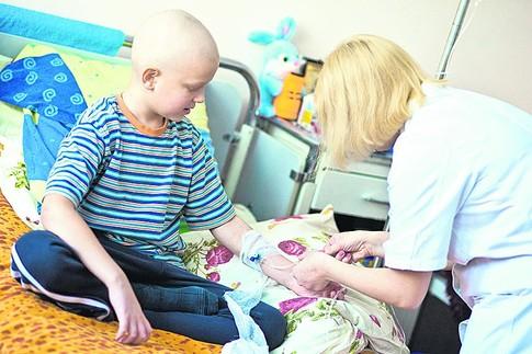 Рак крови у детей: симптомы