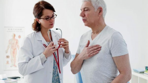 Боли в области сердца: характер, причины