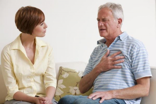 Приступ стенокардии: симптомы, неотложная помощь