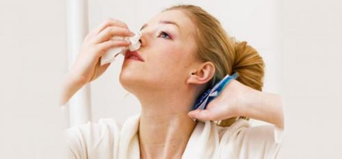 Почему идёт кровь из носа: причины