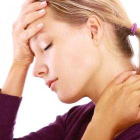 ВСД и шейный остеохондроз: симптомы