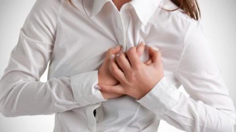 Боли в сердце у женщин