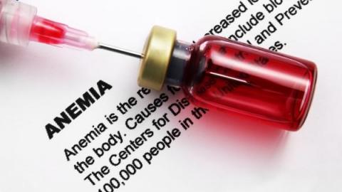 Фолиеводефицитная анемия: что ето такое?