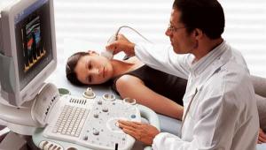 Диагностика заболеваний сосудов шеи