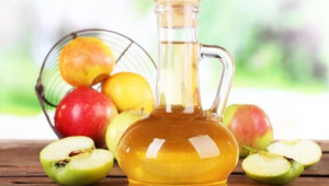 Лечение варикоза яблочным уксусом