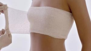 Лимфостаз после мастэктомии