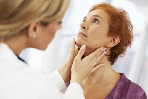 Подозрение на заболевания щитовидной железы