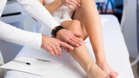 Лечение лимфостаза нижних конечностей