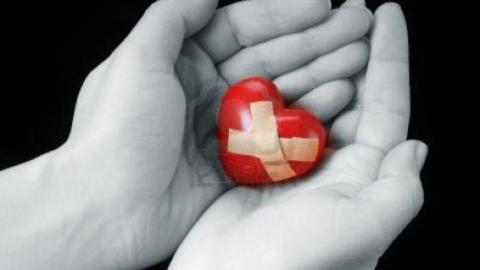 Пораженное сердце
