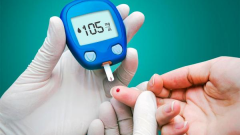 Проба крови на повышенный сахар