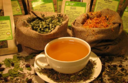 Целебные чаи