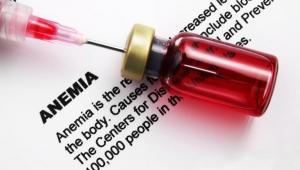 Препарат для лечения анемии